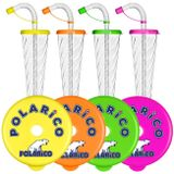 Pohár 350 ml PLAIN POLARiCO mix 54 ks