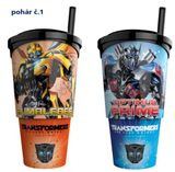 Pohár 500 ml Transformers