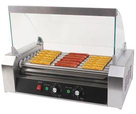 Hot dog roller 7 válečků