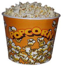 Kbelík papírový popcorn GEN 5,3 L