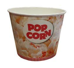 Kbelík papírový popcorn OR 4 L