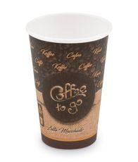 Kelímek papírový 330 ml Coffee to go 50 ks