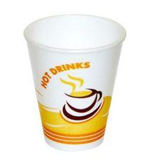 Kelímek pěnový Hot Drinks TERMO 200 ml