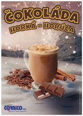 Plakát Horká Čokoláda A2