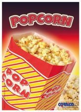 Plakát Popcorn bag A2
