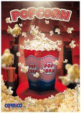 Plakát Popcorn box A2