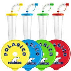 Pohár 250 ml PLAIN POLARiCO mix 108 ks
