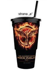Pohár 500 ml Hunger Games: Síla vzdoru