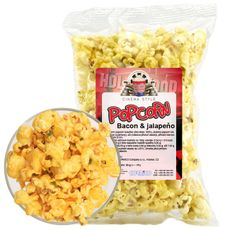 Popcorn Bacon & Jalapeňo 45 × 65 g karton