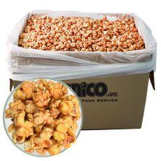 Popcorn Karamelový 10,8 kg Big Bag