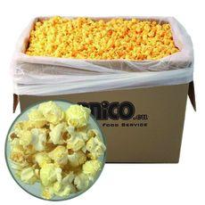 Popcorn Slaný Máslový 3 kg Big Bag