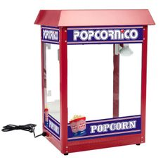 Popcorn zásobník s ohřevem stolní