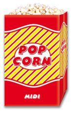 Sáček 2,41 L popcorn midi