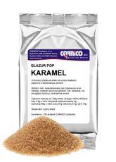 Směs Glazur Pop KARAMEL 1000 g