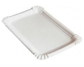 Tácek papírový 14 × 20 cm