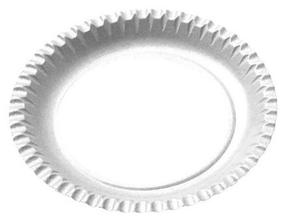 Talíř papírový 18 cm