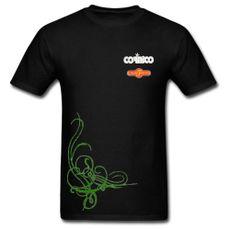 Tričko CORNiCO CF černé