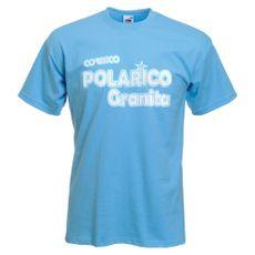 Tričko Granita tyrkysově modré