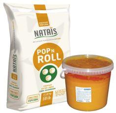 Výhodný balík surovin POP & ROLL