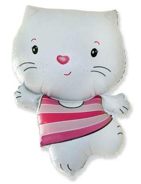 BalVT Kočičika bílá 76 cm