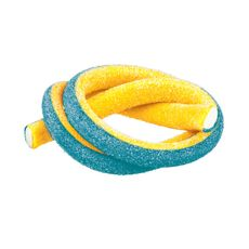 Kabel Pendrek Borůvka a banán kyselá XXL 65 cm 40 ks