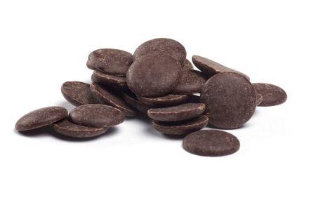 Čokoláda HOŘKÁ polevová 60 %