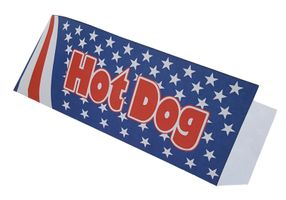 Sáček Hot Dog Stars 100 ks