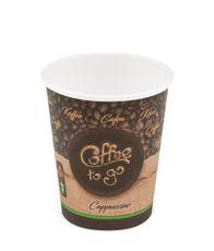 Kelímek papírový 280 ml Coffee to go 50 ks