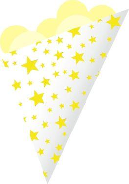 Kornout 0,5 L STAR MINI Žlutý