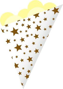 Kornout 0,5 L STAR MINI Hnědý