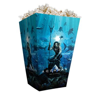 Krabička 2,5 L Aquaman