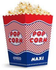 Krabička 4,5 L popcorn MAXI