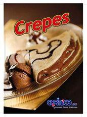 Plakát CREPES A3