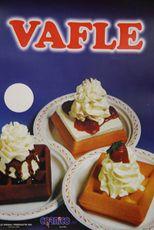 Plakát VAFLE A3