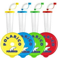 Pohár 250 ml PLAIN POLARiCO mix 108 ks