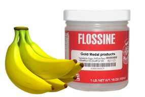 Příchuť Flossine Banán 454 g