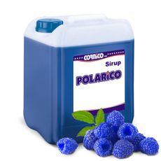 Sirup POLARiCO Malina modrá 5 L
