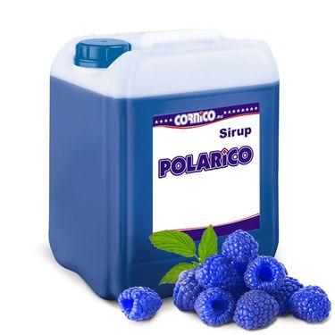 Sirup POLARiCO Malina modrá 5 L (1:5)