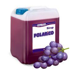 Sirup POLARiCO Hrozno 5 L