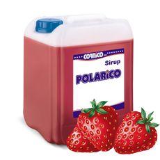 Sirup POLARiCO Jahoda 5 L
