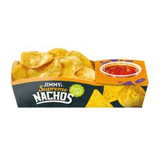Miska papírová na nachos single