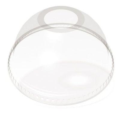 Víčko na pohár POLARiCO 78 mm 50 ks